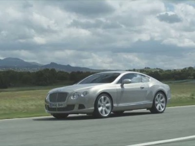 Bentley Continental GT 2010