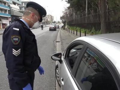 Απαγόρευση Κυκλοφορίας: Πώς κάνει ελέγχους η ΕΛ.ΑΣ.