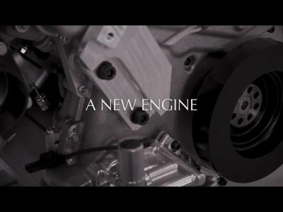Aston Martin V6 Engine Announcment