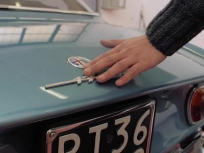 Ηλεκτρική Alfa Romeo Giulia GTA από την Totem Automobili