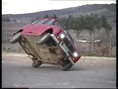 Στις 2 ρόδες με Renault 4L