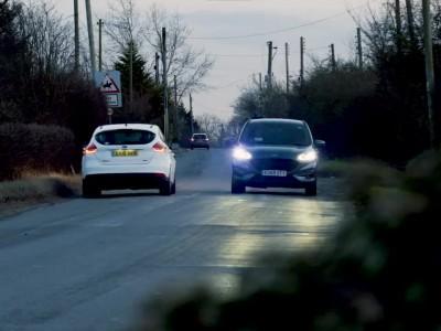 Σύστημα Road Edge Detection από τη Ford