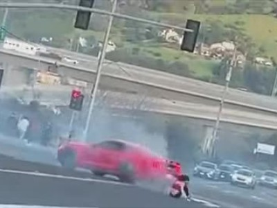 Mustang drift fail