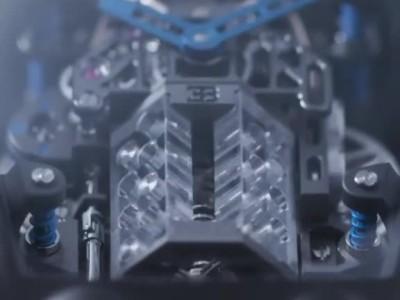 Jacobs & Co Bugatti Minarized Engine