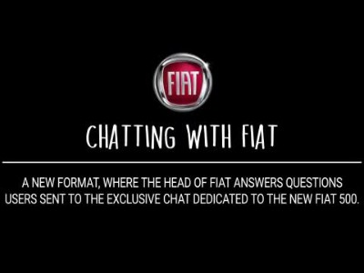 Chating with Fiat