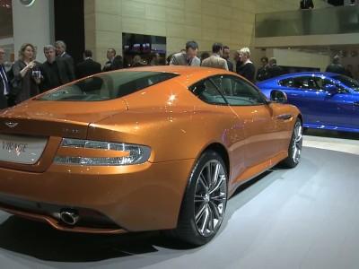 Aston Martin Virage & Vantage V8 S