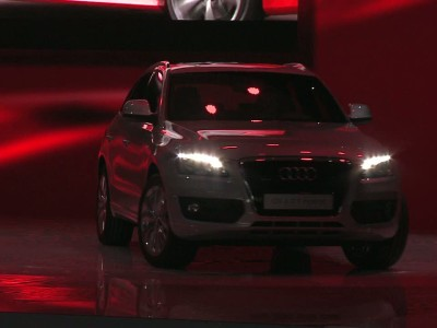 Audi Q5 hybrid @Geneva
