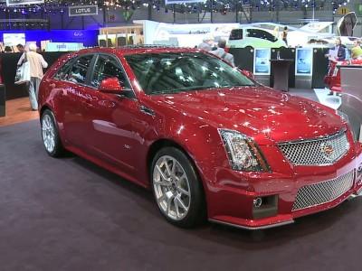 Η Cadillac στο σαλόνι της Γενεύης 2011