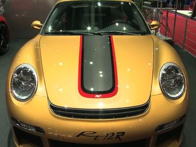 Η Ruf Automobile στο σαλόνι της Γενεύης 2011