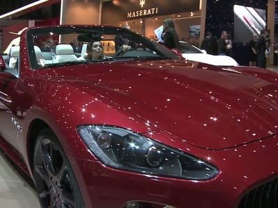 Maserati GranCarbio Sport