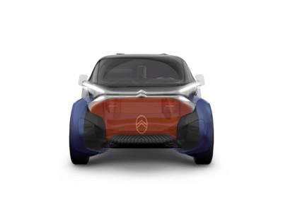 Το νέο Citroen e-C4 - teaser