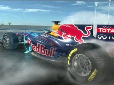 RBR KERS Rear Wing Functionality