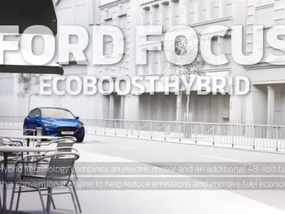 Ford Focus Mild Hybrid Engine Technology Walkthrough