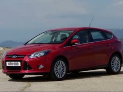 Ford Focus 2011 5d