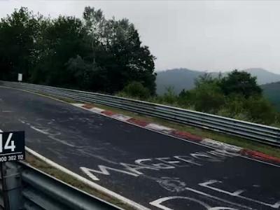 Νέο ρεκόρ η Porsche Panamera στο Nurburgring - 2020