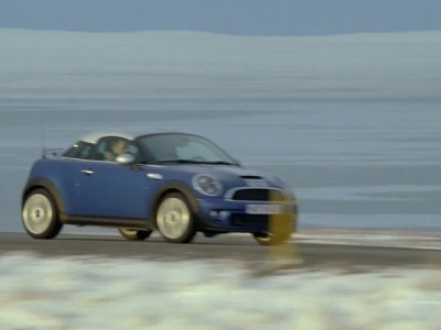 MINI Coupé: First Exclusive Video