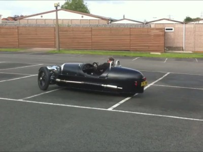 Morgan 3 Wheeler Performance