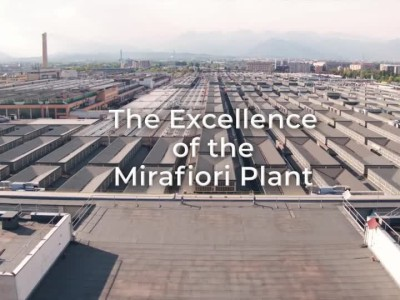 Mirafiori, το κεντρικό εργοστάσιο της Fiat