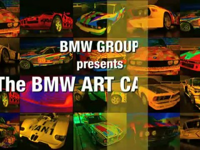 The BMW Art Car Collection on the Internet