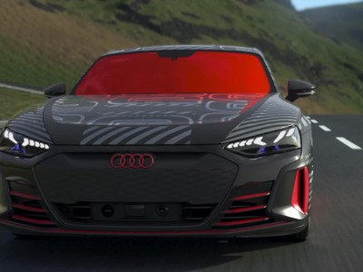 Audi RS e-tron GT Prototype - Driving Tech