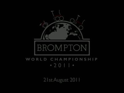 Brompton World Championship 2011
