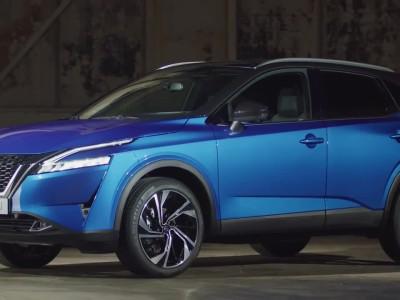 Το νέο Nissan Qashqai 2021