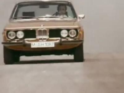 BMW history. The BMW 3.0 CSI.