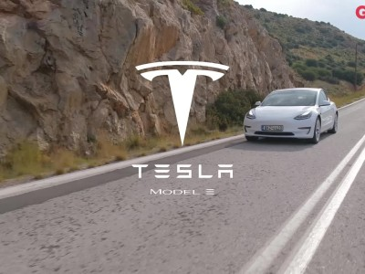 GOCAR TEST -  Tesla Model 3