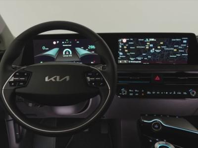 KIA EV 6 Interior