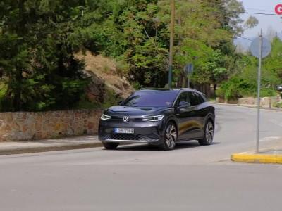 GOCAR TEST Volkswagen ID.4 1 st Edition Max