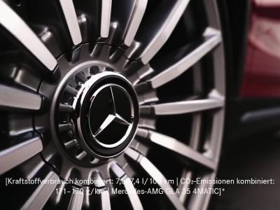 Mercedes-Benz GLA A35 AMG 4MATIC