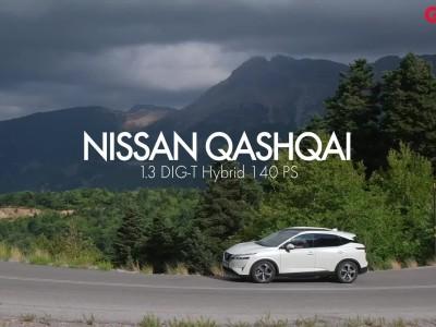 GOCAR TEST - Nissan Qashqai 1.3 DIG-T Hybrid 140 PS
