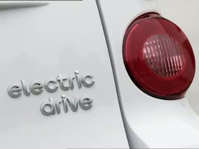 Smart ForTwo Electric Drive_2012