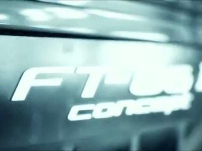 New Toyota FT-86 Teaser!