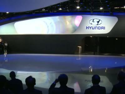 Νέο Hyundai i30 στη Φρανκφούρτη
