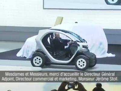 Renault @ Έκθεση Φρανκφούρτης 2011