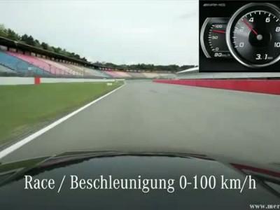 Mercedes AMG - AMG Performance Media