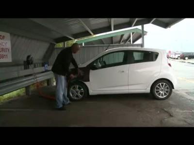 Chevrolet Spark EV demo (2013 launch)
