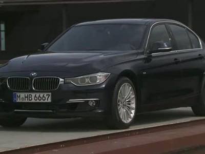 BMW 328i Luxury Line exterior