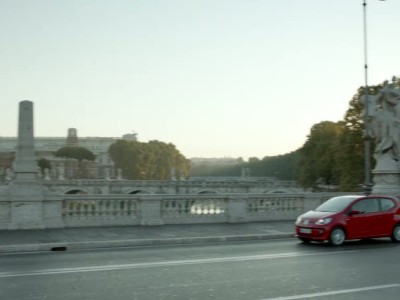 VW up! - in Rome