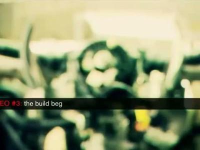 Nissan JUKE-R - The Build Begins
