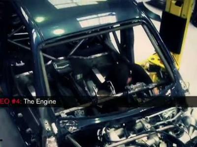 Nissan JUKE-R - The Engine