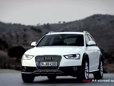 Audi A4 allroad quattro 2011