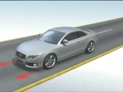 Audi quattro system