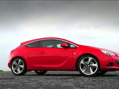 2011 Vauxhall Astra VXR