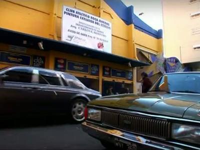 Rolls Royce στη Ν. Αμερική