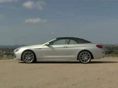2012 BMW 6-Series Cabrio