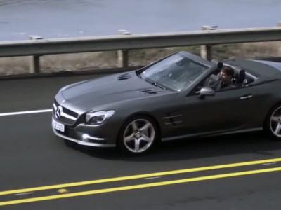 2013 Mercedes-Benz SL-Class - Trailer