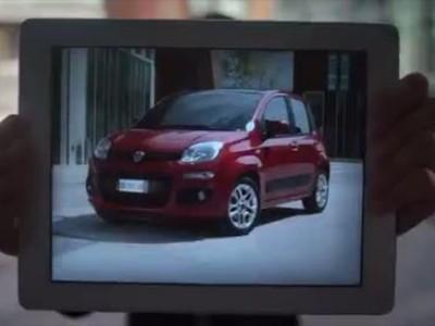 Fiat New Panda 2012
