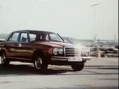 Mercedes-Benz Fascination W123